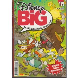 Disney Big - mensile n. 119 Febbraio 018 - Panini Comics