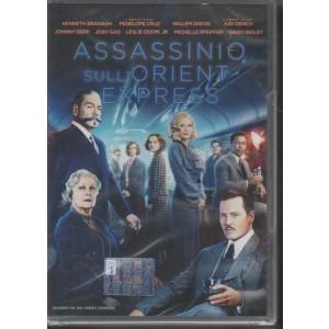 I Dvd Fiction Sorrisi - Assassinio sull'Orient Express - n. 18 - ottobre 2018