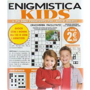 Enigmistica kids - n. 19 - bimestrale - ottobre - novembre 2018 -