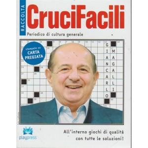 Raccolta crucifacili - n. 71 - bimestrale - 24/9/2018 - Giancarlo Magalli
