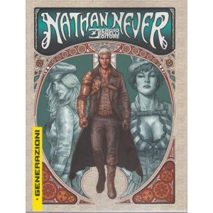 - Generazioni - Nathan Never Gigante - L'era Delle Chimere - ottobre 2018 - mensile - n. 35