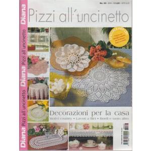 Diana Pizzi All'uncinetto - n. 63 - bimestrale - 27/9/2018 -