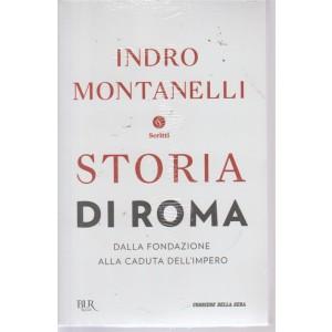 Indro Montanelli - Scritti - Storia di Roma. N. 24 - Settimanale - Dalla fondazione alla caduta dell'impero