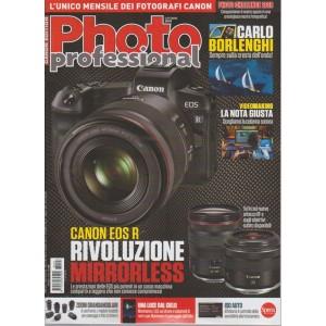 Professional Photo - n. 107 - 27/9/2018 - mensile