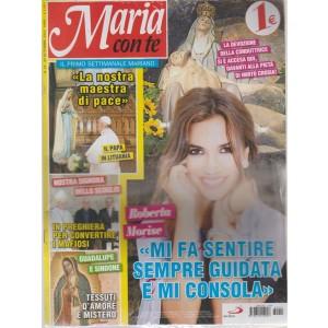 Maria Con Te - n. 21 - 30 settembre 2018 - settimanale