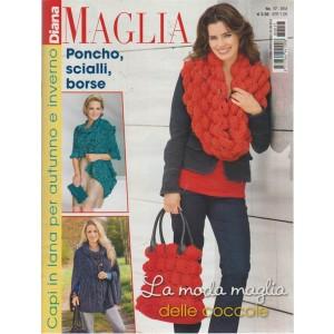 Diana Maglia - Poncho Scialli Borse - n. 17 - bimestrale - 28/9/2018