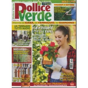 Pollice Verde - mensile n. 104 Marzo 2018 Tosaerba a batteria