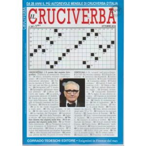 Abbonamento Il Cruciverba (cartaceo  mensile)