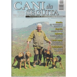 Cani Da Seguita - n.76 - bimestrale - ottobre/novembre 2018