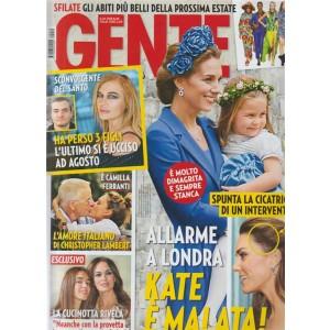 Gente - n. 40 - 6/10/2018 - settimanale