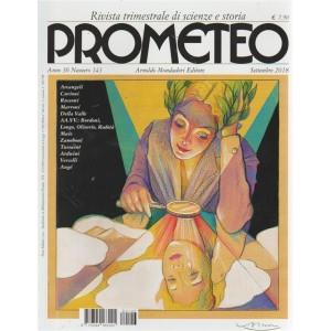 Prometeo - n. 143 - settembre 2018 - trimestrale