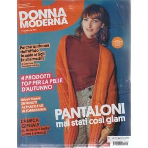 Donna Moderna - n. 41 - 26 settembre 2018 - settimanale