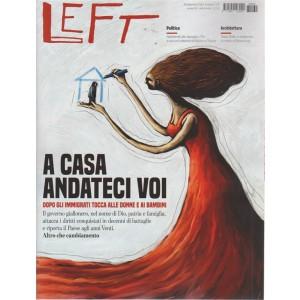 Left Avvenimenti - n. 39 - 28 settembre 2018 - 4 ottobre 2018 - settimanale
