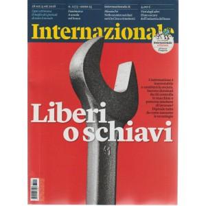 Internazionale - n. 1275 - 28 settembre / 4 ottobre 2018 - settimanale