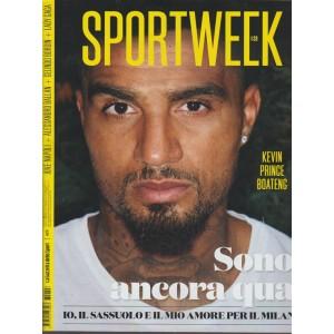 Sportweek - n. 39 - 29 settembre 2018 -