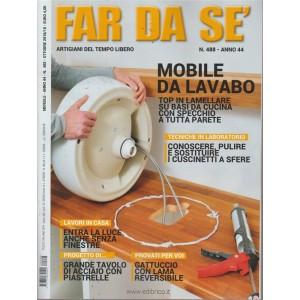 Far Da Se' - n. 488 - mensile - ottobre 2018