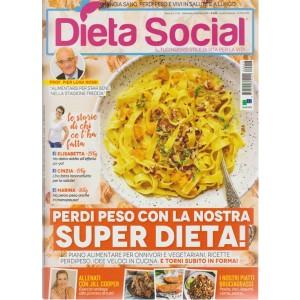 Dieta Social Magazine - n. 3 - settembre - dicembre - 2018 - quadrimestrale