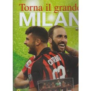 Torna il grande Milan - 2 poster mega - n. 6 - mensile - 24 settembre 2018 - ottobre 2018