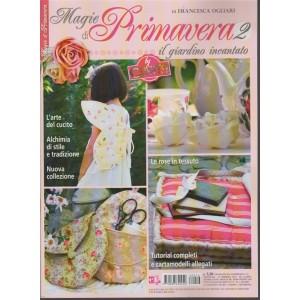 Magie di Primavera 2 di Francesca Ogliari by Cucito Creativo - Febbraio 2018