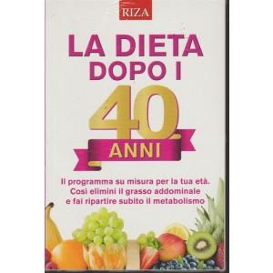 Curarsi mangiando - La dieta dopo i 40 anni - n. 123 - ottobre 2018