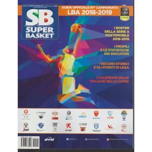 SB Super basket - n. 5 - ottobre - novembre 2018 - bimestrale -