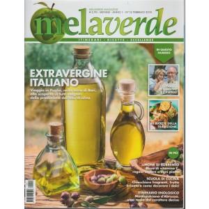 MelaVerde Magazine - mensile n. 12 Febbraio 2018 - Extravergine Italiano
