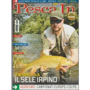 """Pesca IN """"fiumi, laghi e torrenti""""- Mensile n. 8 Agosto 2017 - il Sele Irpino"""