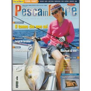 Pesca in Mare - mensile n. 8 Agosto 2017 Il tonno che non sai