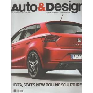 Auto & Design - bimestrale n. 225 Luglio 2017 - Concetto architettura immagine