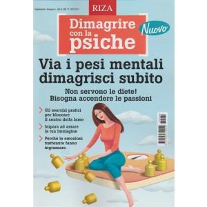 RIZA - Dimagrire con la Psiche - supplemento a  Dimagrire Luglio 2017