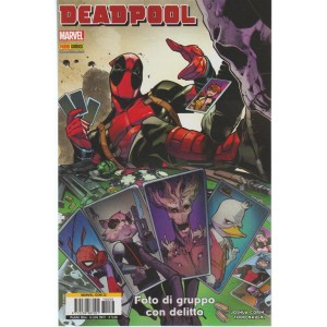 Deadpool – Foto di gruppo con delitto - Marvel Icon   33 - Marvel Italia
