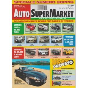 Auto Super Market - mensile n.8 Agosto 2017 - Occasioni mirate divise per fasce di prezzo