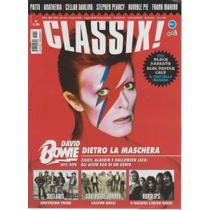 Classix! - bimestrale n.51 Luglio 2017 - David Bowie 1972/1974 dietro la mascera