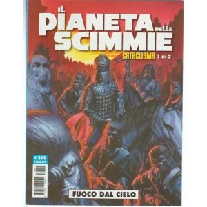 """Cosmo Serie Blu - Il Pianeta delle Scimmie- """"Cataclisma"""" vol. 1 di 2"""