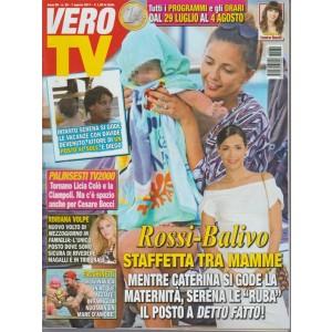 Vero Tv - settimanale n. 30 - 7 Agosto 2017 - Rossi-Balivo staffetta tra mamme