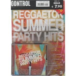 CD Reggaeton Summer PARTY HITS -