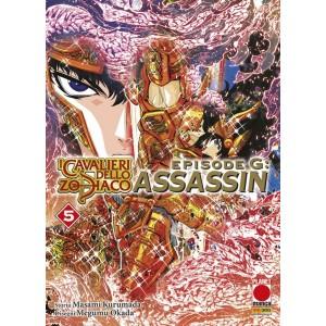 Manga: I Cavalieri dello Zodiaco–Episode G: Assassin 5- Planet Manga Presenta 80