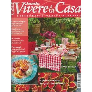 Vivere la Casa by Burda - bimestrale n4 Agosto 2017 Arredamento,Cucina, Giardino