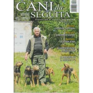 Cani da Seguita - Bimestrale di cultura Segugista n. 69 Agosto 2017