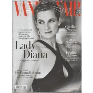 Vanity Fair - settimanale n.31 - 9 Agosto 2017 - Lady Diana La leggenda continua