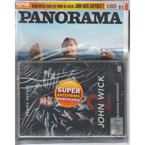 Panorama - settimanale n.32(2670) 27 Luglio 2017 + DVD John Wick capitolo 2