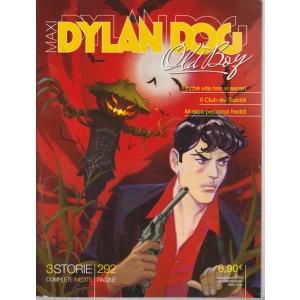 Dylan Dog Maxi - n. 34 - novembre 2018 - quadrimestrale - 292 pagine - 3 storie complete inedite