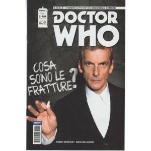 DOCTOR WHO #6 - RW edizioni
