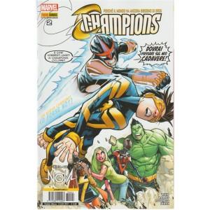 Champions   2 - Panini Comics - Marvel Italia