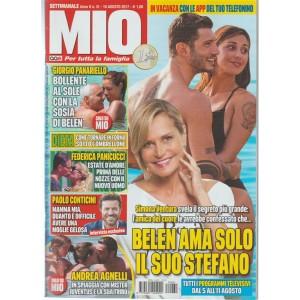 Mio - settimanale n. 31 - 10 Agosto 2017 Simona Ventura: Belen ama solo Stefano