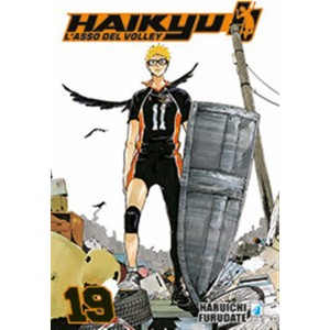 Manga: HAIKYU!! #19 - Star Comics collana Target #72