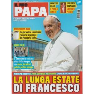Il mio Papa - Settimanale n. 32 - 2 Agosto 2017 - la lunga estate di Francesco