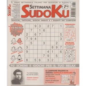 Settimana Sudoku - n. 628 - 4 Agosto 2017