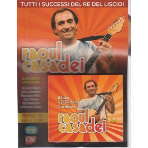 Tre CD  - il Liscio dell'Orchestra spettacolo - Raul Casadei
