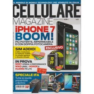 CELLULARE MAGAZINE N. 8. OTTOBRE 2016.